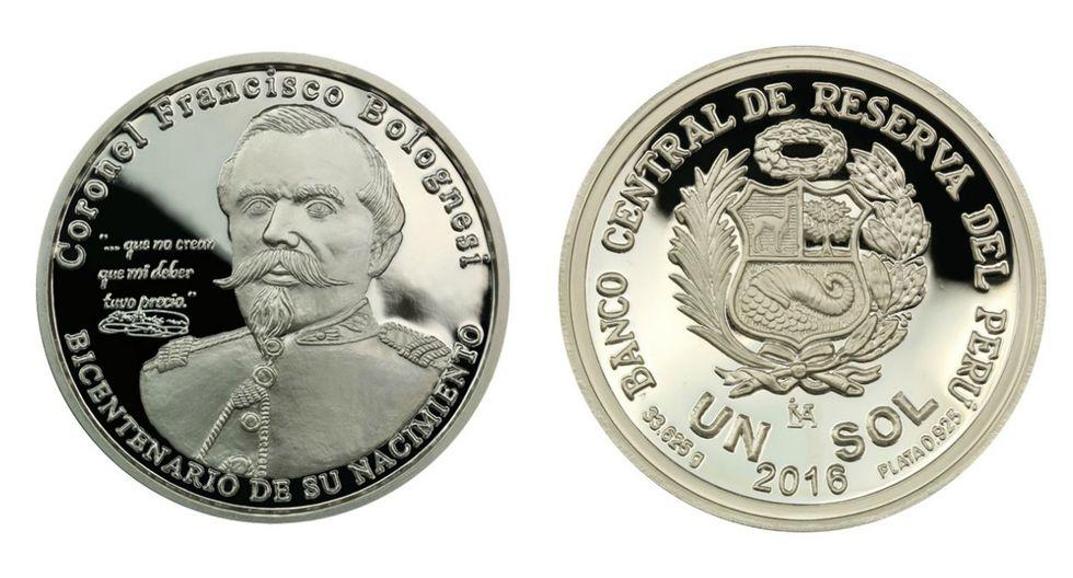 BCR: Las diez monedas y medallas conmemorativas más vendidas - 2