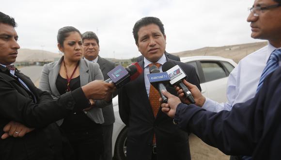 Abogado de Gerald Oropeza argumentará la inocencia de Elías Cuba. (FOTO: USI)