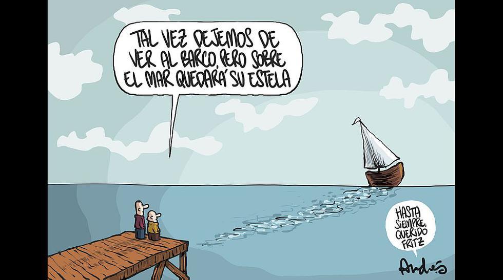 Otra vez Andrés - 1