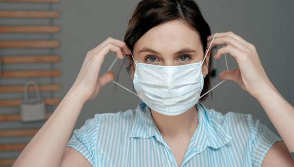 Las mascarilla es de uso obligatorio en muchos países del mundo y aquí te contamos cuánto tiempo es recomendable usar la misma, y en qué momento hay que desecharla.