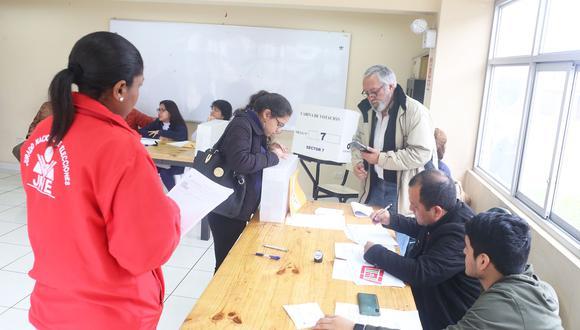 JNE supervisará elecciones internas de los partidos (Foto: JNE)