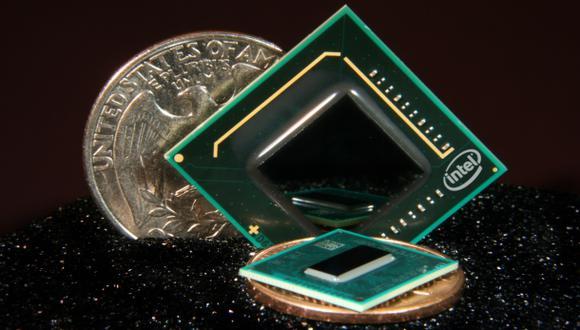 El procesador Atom cumple seis años