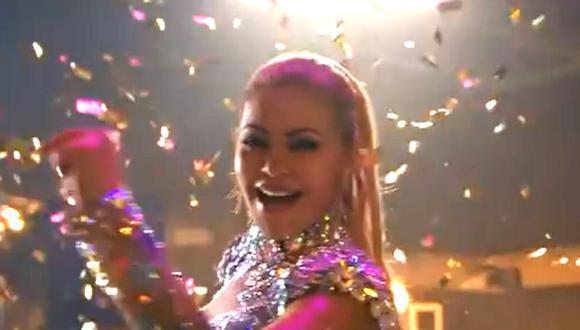 Gisela Valcárcel anuncia su regreso a la televisión. (Foto: Captura América TV)