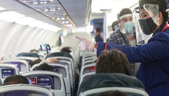 El mandatario confirmó que los vuelos internacionales comenzarán a funcionar a partir del 05 de octubre