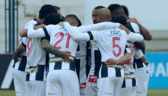 Alianza Lima no pudo superar su mal momento y se fue al descenso. (Foto: Alianza Lima)