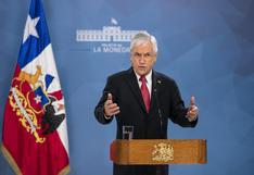 """Piñera dice que Chile quiere vivir """"en democracia y en paz"""" tras violentas protestas   VIDEO"""