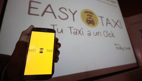 Easy Taxi anunció reducción de sus tarifas hasta en un 30%