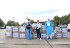 Loreto: entregan medicinas y oxígeno para atender a comunidades indígenas por el coronavirus