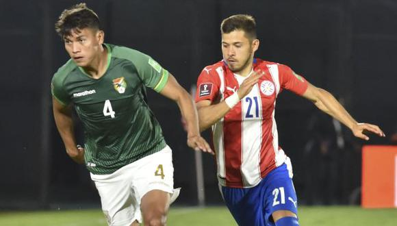 Paraguay vs. Bolivia: chocan en Goiania por la Copa América 2021. (Foto: AFP)