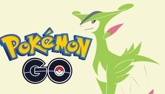 Conoce cuáles son los mejores Pokémon para derrotar a Virizion de las incursiones de nivel 5. (Foto: Nintendo)