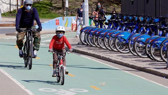 El Día Mundial de la Bicicleta fue creado por la ONU para promover el uso de este medio de transporte ecológico. (Foto: ONU / Referencial)