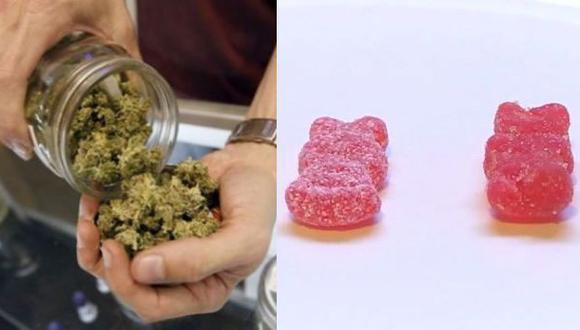 Halloween: dulces con marihuana provocan alerta en Denver