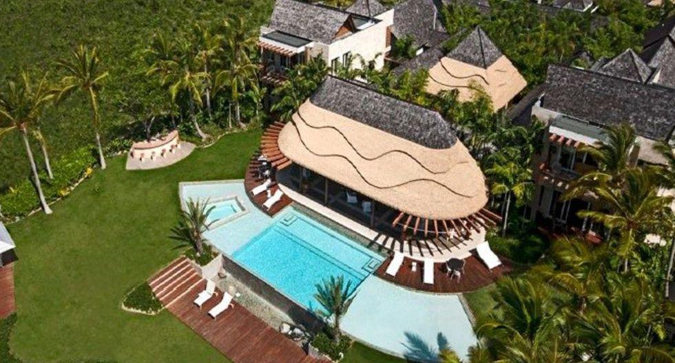 Investigan si mansión allanada en Punta Cana era refugio de esposa de Maduro. Foto: Captura de video