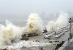 India: un total de 127 desaparecidos tras naufragar embarcación por el ciclón Tauktae