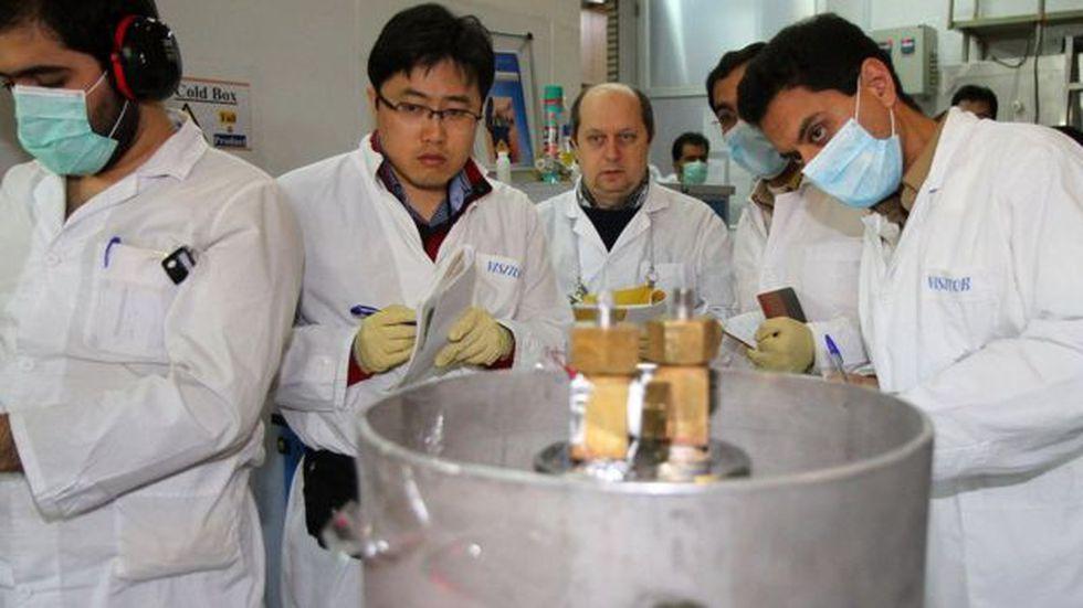 Los inspectores del OIEA han certificado que Irán está cumpliendo con sus compromisos relacionados al programa nuclear.