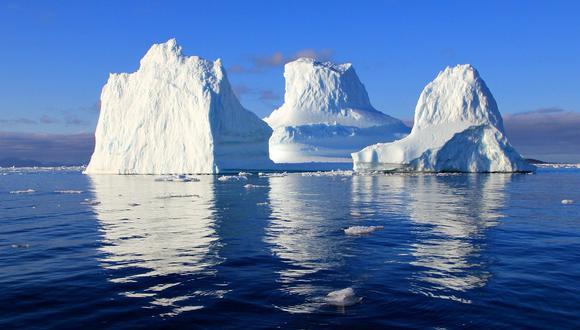 Groenlandia es una región cubierta por el hielo. (Foto: Pixabay)