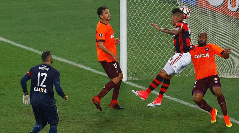 Guerrero-Trauco: su óptimo rendimiento con Flamengo en imágenes - 3