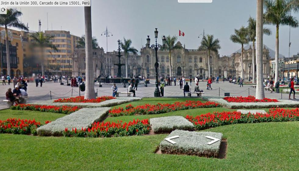 Google Maps permiten explorar cualquier lugar desde tu ordenar o smartphone de manera sencilla. (Foto: Google Maps/captura)
