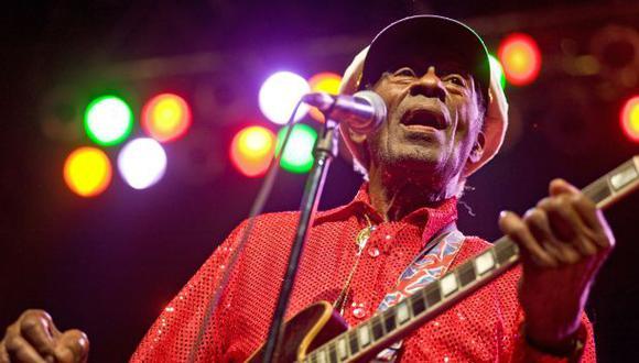 Chuck Berry: falleció leyenda del rock and roll a los 90 años