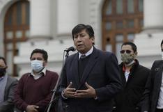 Bancada de Perú Libre se opone a que Pedro Castillo firme declaraciones de Chapultepec y Salta