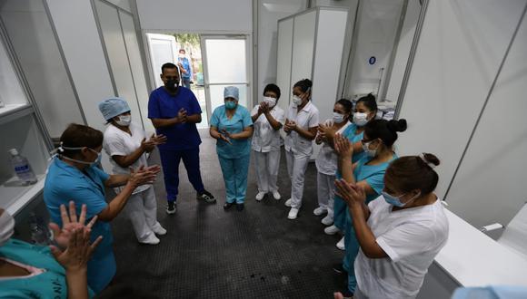 Profesionales nacionales y extranjeros podrán sumarse al equipo de salud en la lucha contra el COVID-19. (Foto: Fernando Sangama/GEC)