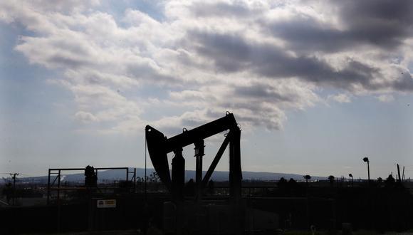 El crudo de referencia estadounidense se hundió el lunes. (Foto: AFP)