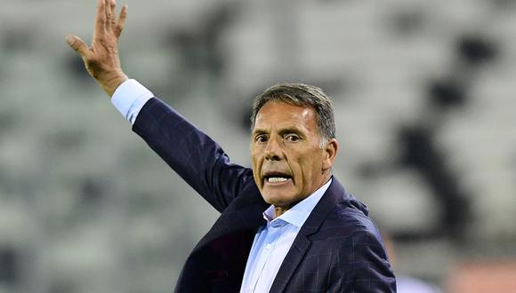 Miguel Ángel Russo no dará un paso al costado en Alianza Lima y prometió trabajo para acabar con racha negativa. (Foto: AFP)