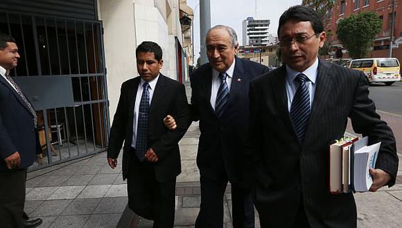 Defensa de deudos recusó a jueza del Caso Rodrigo Franco