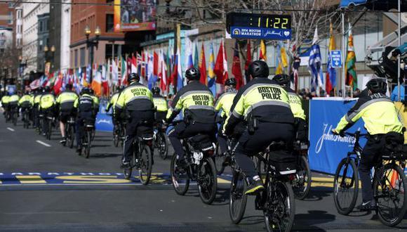 Boston se blinda para primera maratón tras el atentado del 2013