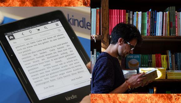 Los cambios tecnológicos, de hábitos y formatos plantean nuevos desafíos para la publicación de libros. (Foto: Composición)