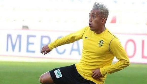 Christian Cueva sería transferido al Al Hilal de André Carrillo, según medio turco (Foto: Yeni Malatyaspor)