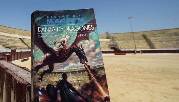 Juego de Tronos regresa a los listados de los libros más vendidos de la semana. (Foto: EFE)