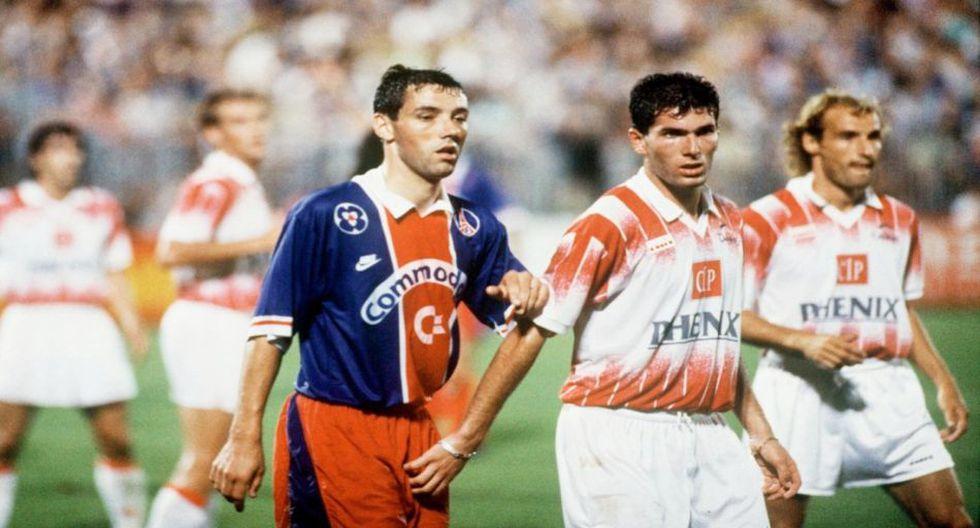 Zidane y el recuerdo de su magia en el fútbol en postales - 2