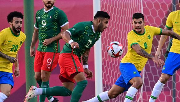 Resultado, goles y resumen entre México - Brasil online por la semifinal de  los Juegos Olímpicos Tokio 2020 | DEPORTE-TOTAL | EL COMERCIO PERÚ