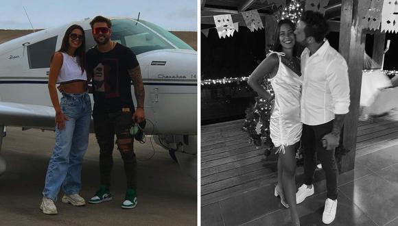 Nicola Porcella afirmó, en más de una ocasión, estar muy feliz con su novia Ale Campaña. (Foto: Instagram / @nicolaporcella12 / @aale98).