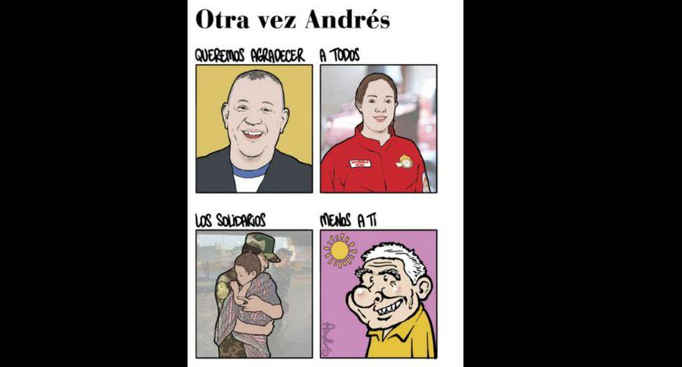 Las gráficas que el caricaturista Andrés Edery publica en la revista Somos este 2018 también las podrás ver aquí. Política nacional e internacional, Lima, el deporte, nuestro país: todo resumido en su trazo.