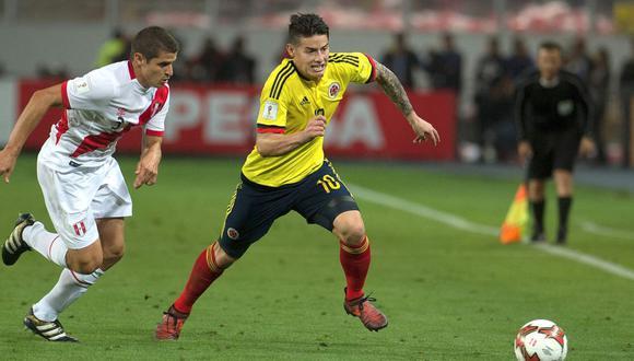 Colombia se ubica en el séptimo lugar de las Eliminatorias rumbo a Qatar 2022. (Foto: GEC)