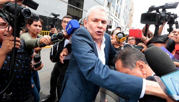 Luis Castañeda Lossio es investigado por los presuntos delitos de lavado de activos, colusión agravada y asociación ilícita para delinquir. (Foto: GEC)
