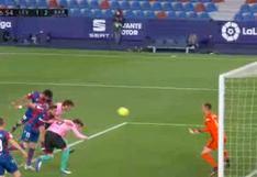 Barcelona vs. Levante: Melero y Morales empatan el partido 2-2 en el Ciutat de Valencia [VIDEO]
