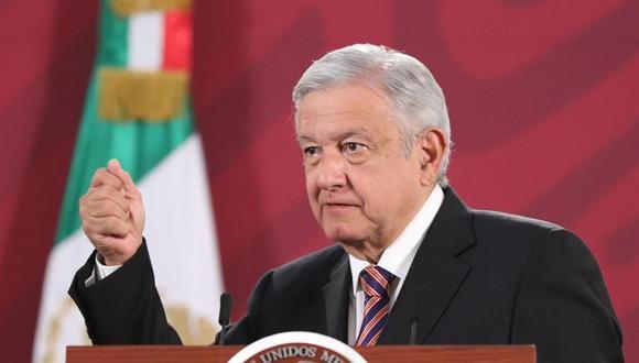El presidente mexicano, Andrés Manuel López Obrador, cumple una semana infectado de coronavirus covid-19. (EFE/ José Pazos/Archivo).