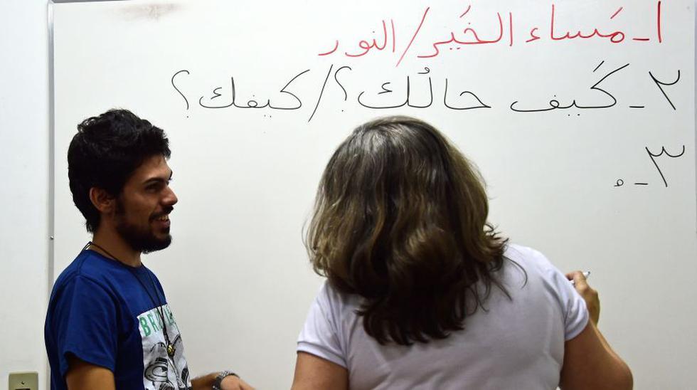 La escuela donde los profesores son refugiados [FOTOS] - 1
