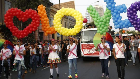 """""""Si el Estado no reconoce derechos iguales para la comunidad LGBTI y nos permite casarnos y tener hijos legalmente, seguiremos siendo ciudadanos de segunda categoría"""", afirma María Alejandra Campos. (Foto: El Comercio)"""