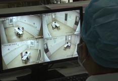 Chinos con coronavirus rinden exámenes de ingreso a la universidad aislados en un hospital [VIDEO]