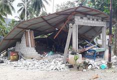 Suben a 30 los muertos por el terremoto en Indonesia