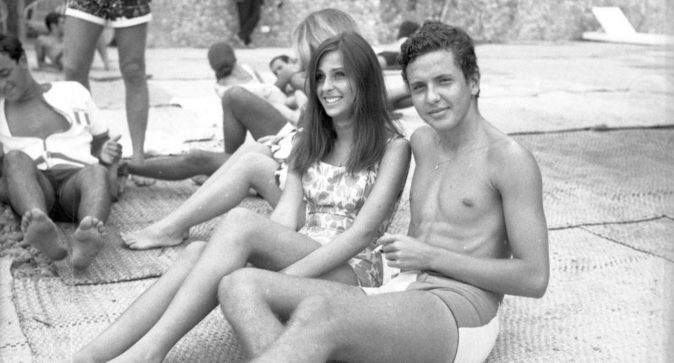 Waikiki, 1965