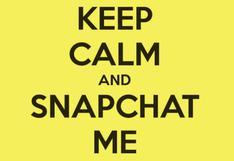Snapchat va logrando más seguidores entre las redes sociales