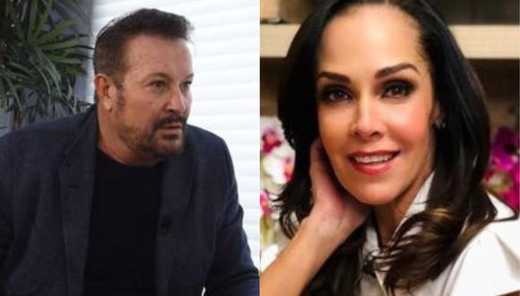 Sharis Cid es acusada de ser la causante de la ruptura entre Arturo Peniche y su esposa. (Foto: Composición de Instagram)