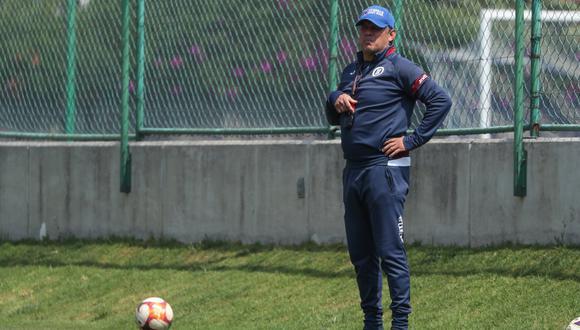 Juan Reynoso encamina a Cruz Azul hacia un récord histórico en el fútbol mexicano | Foto: @CruzAzul