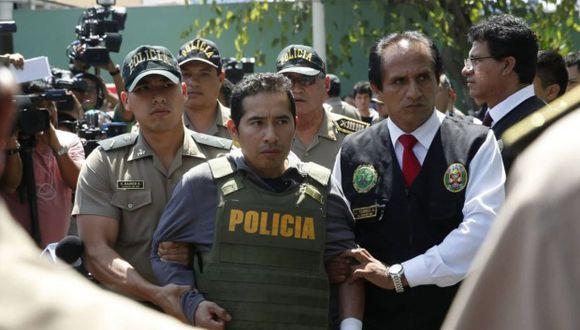 Carlos Hualpa Vacas confesó haber atacado a Eyvi Ágreda. (Foto: El Comercio)