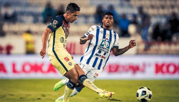 América defendió el liderato contra Pachuca en la Liga MX | Foto: @ClubAmerica